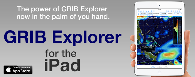 GRIB Explorer Plus for iPad