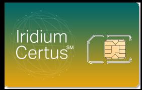 IridiumCertus Airtime