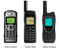 Handheld Iridium Phones