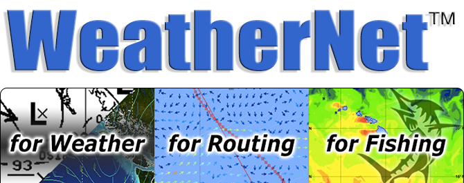 WeatherNet weather service